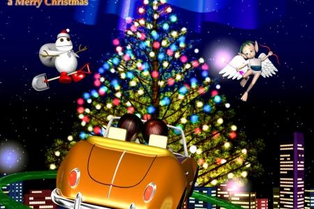 2006年12月 Merry Christmas