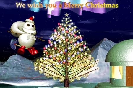 2005年12月 Merry Christmas