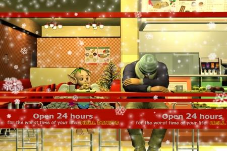 2013年12月 その内いいことあるで・・・のメリー・クリスマス