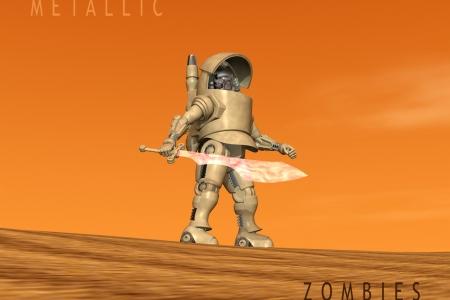 2009年2月 メタルゾンビ