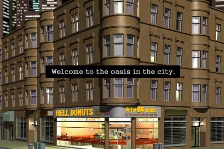2006年5月 Hell Donuts