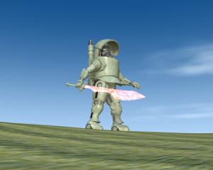 戦闘用ロボット(その他の3DCG)