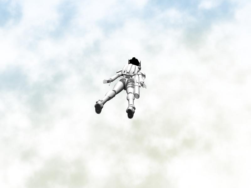 スッチー女傑シーン14(3Dキャラクター)