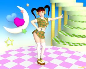 アイドル(3Dキャラクター)