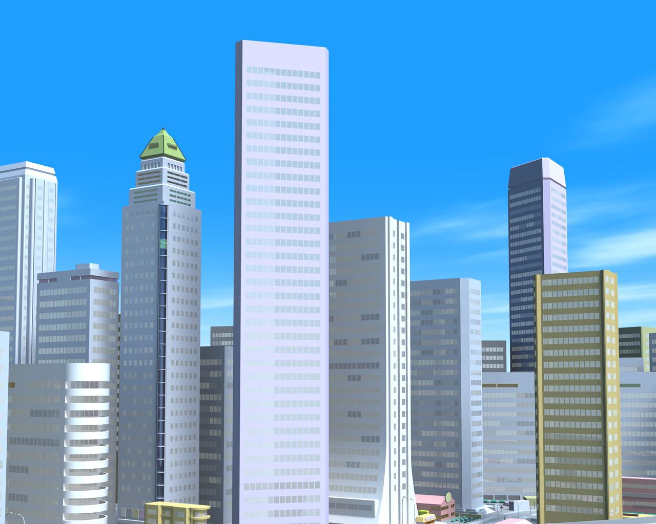 Norieks DSG – 3DCGギャラリー